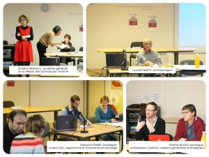 Intervenants du séminaire 2014 (2)